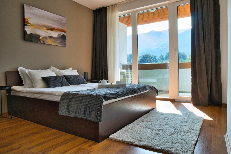 Фамилен апартамент с една спалня